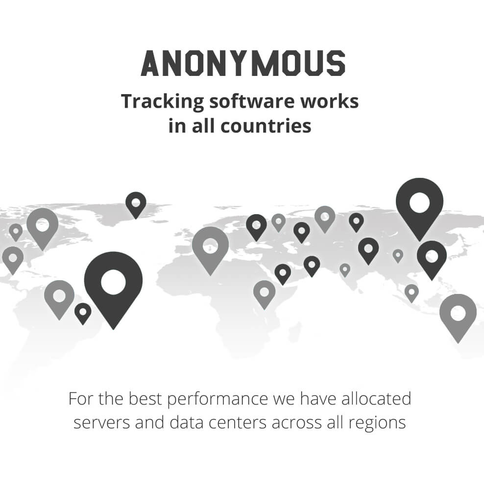 Mobile Phone GPS Tracker App - Android And iOS | Anonymous NZ